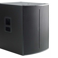 18 inch active subwoofer 600 wrms with dsp