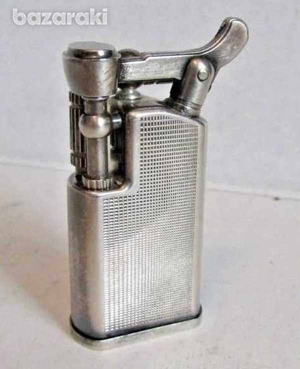 Vintage maruman butane lighter made in japan in perfect condition-1