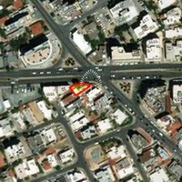 Commercial plot of 170m2 in mesa geitonia