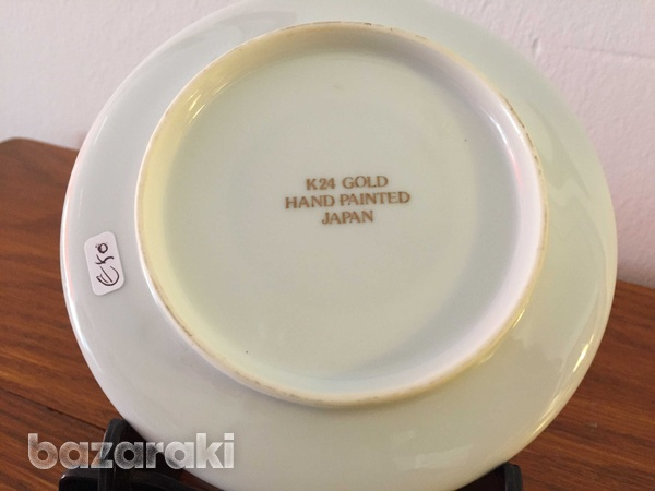 Japanese antique plate-2