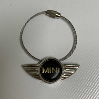 Mini original car keyring