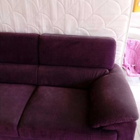 Luxury big size 2 seater sofa made italy excelent condition like new.