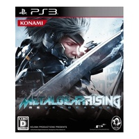 Sony playstation 3 - metal gear rising revengeance collector edition