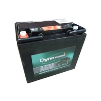 Agm battery for mobility scooter and power chair
