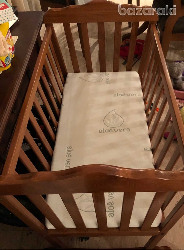 New wooden bed-1