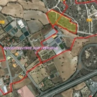 Large land for commercial or residential use kalavasos zygi