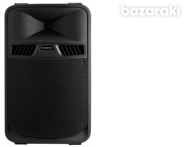 2-way self-powered speaker - bass reflex 400w rms-1