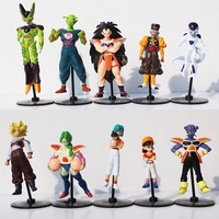 Dragonball collectables - 10pcs/set