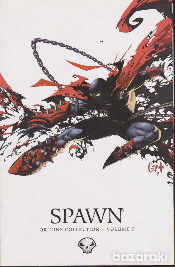 Spawn origins colletion volume 5-1