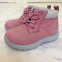 Leather timberland waterproof toddler boots
