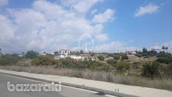 Building plot of 1003 sqm with magnificent views-2