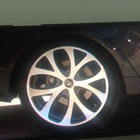 19 inches alloy wheels for lexus and toyota cars