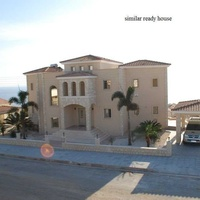 4 bedroom detached villa in pegeia