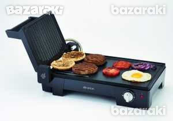Ariete 1916 multi grill 3 in 1 electric grill and contact grill, barbe-3