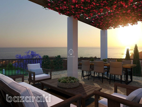 Four bedroom villa close to st george fishing harbour in peyia-12