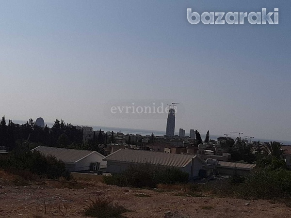 Commercial plot of land in agios athanasios-2
