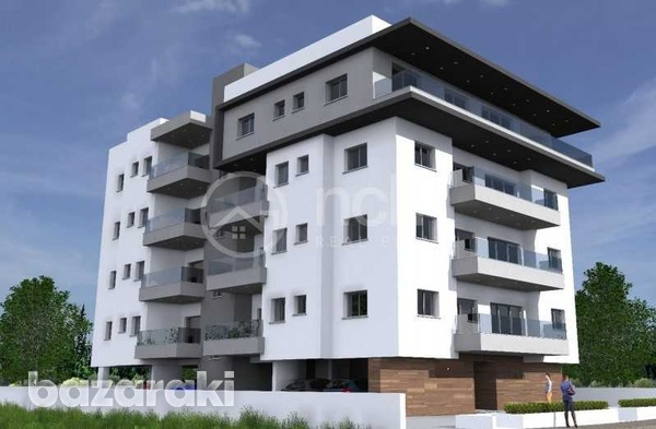 Under construction one bedroom apartment in strovolos-1