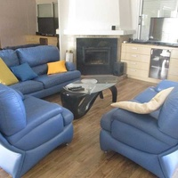 6 months - 3 bedroom apartment in parekklisia tourist area