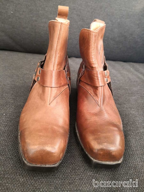 Cherokee motorcycle leather boots 40-8