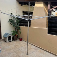 Brabia brand clothing drying rack stand