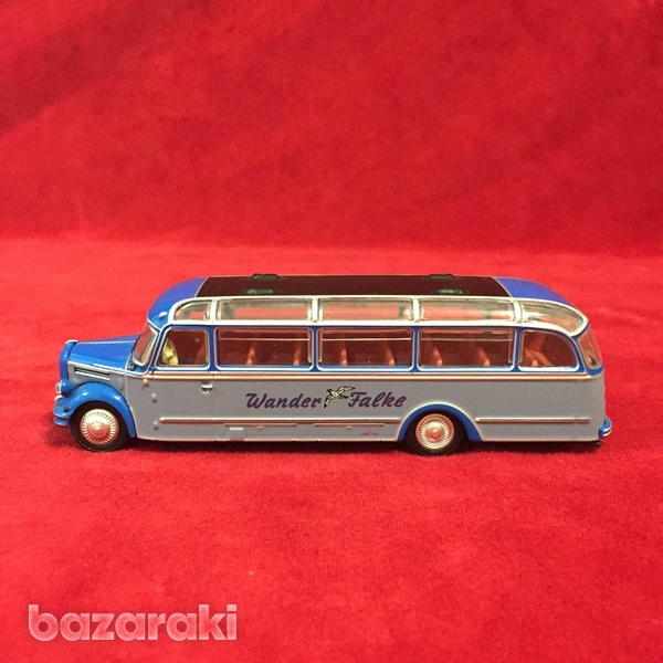 Borgward bo 4000 bus 1/72-5