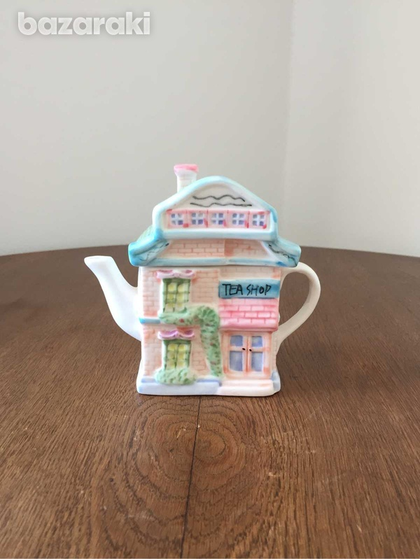 Home decor small tea pot-1