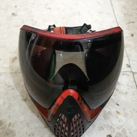 Complete paintball equipment. almost new, used only once.