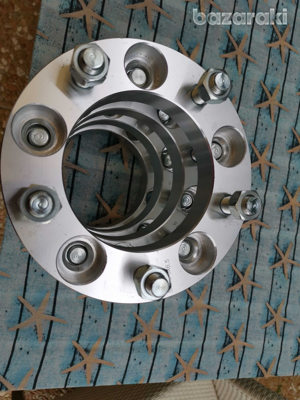 Brand new spacers for land rovers and other 4x4s defender series-4