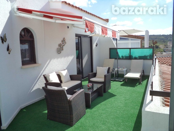 Large penthouse apt with title deeds in tala affording fabulous views-7