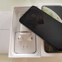 Apple iphone xs max 256gb space grey with new box and accessories