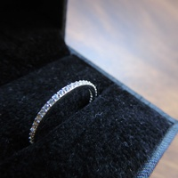 New silver ring 925