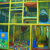 Soft play game 5x5