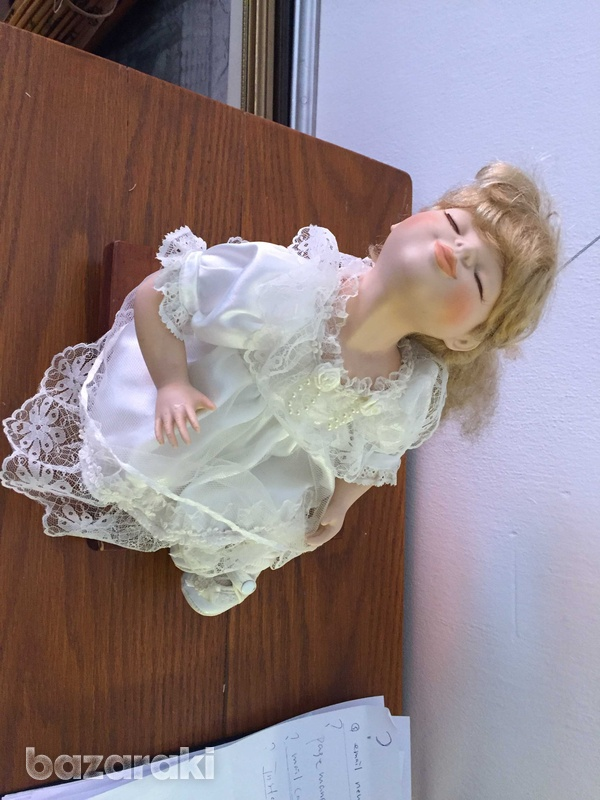 Ceramic french young lady-1