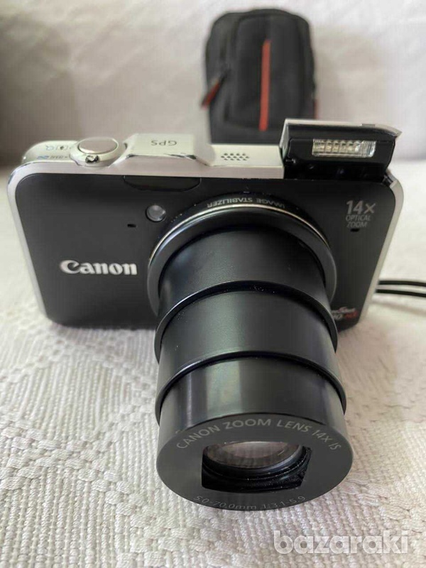 Camera canon powershot sx230 good-2