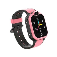Kids gps smart watch video call sos lbs