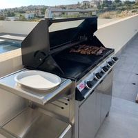 Bbq beefeater s3000e