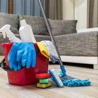Houses and office cleaning