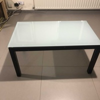 3 pcs bo concept 2 coffee tables and tv stand