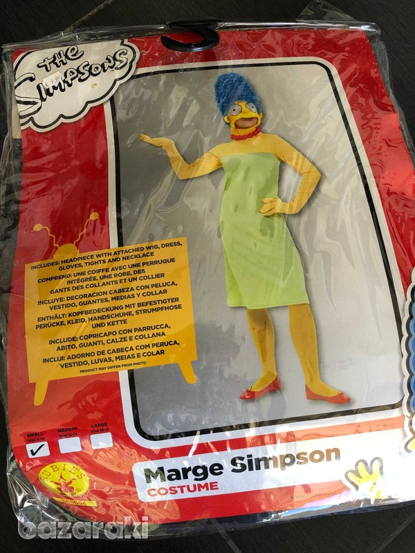 Marge simpson original costume size s-1