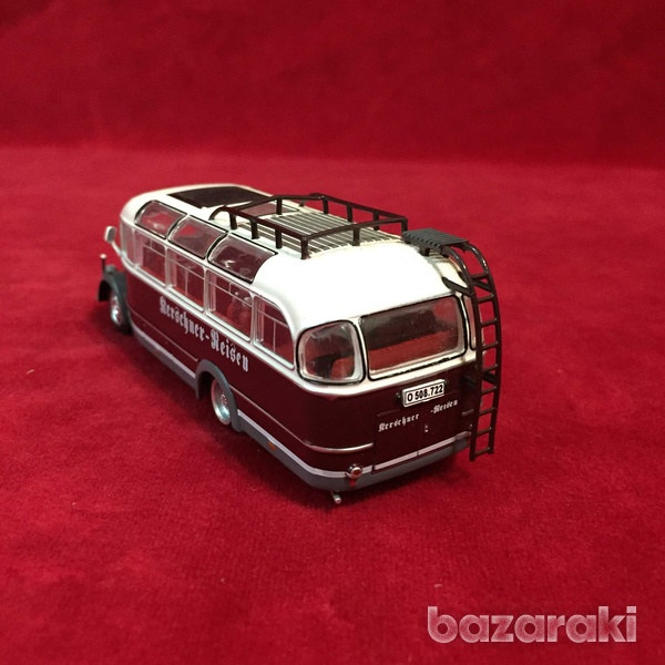 Collectible steyr 380 q bus 1/72 scale-5