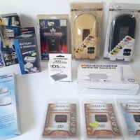 Video game parts and accessories