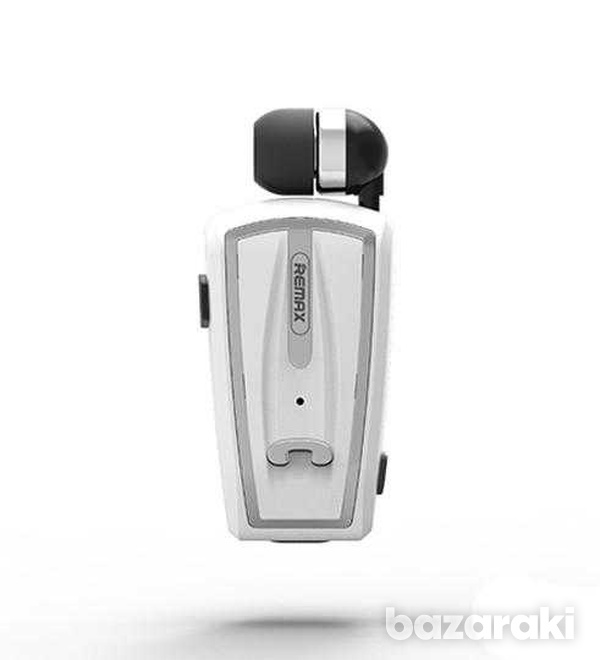 Remax rbt12 clip on bluetooth v4 0 wireless headset and handsfr-2