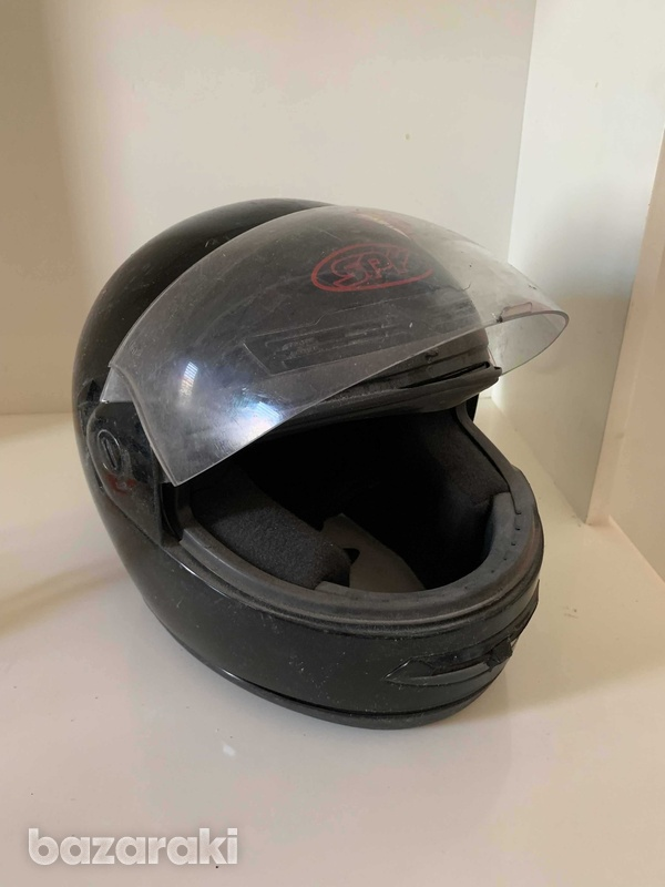 Spy full face helmet-2