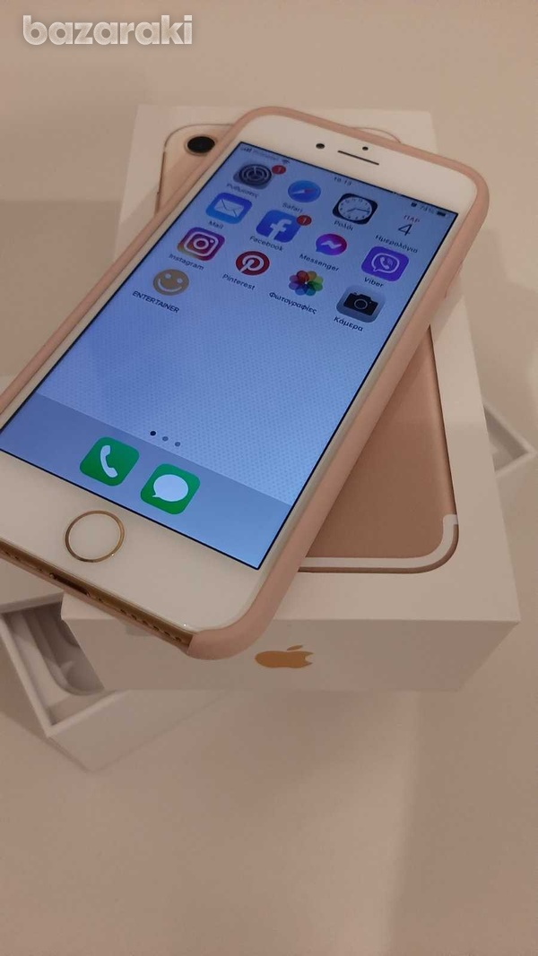 Iphone 7 gold 32gb-1