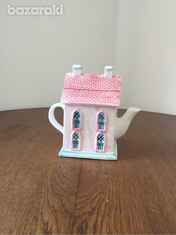 Home decor small tea pot-2