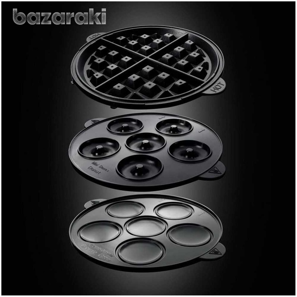 Russel hobbs device for preparing waffles muffins and donuts-4