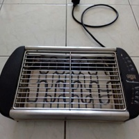 Barbecue electric mulinex 60x32 cm 2200 watt made in italy brand new