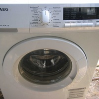 Aeg 7 kilos 1200 spin speed as new quick wash delivery install