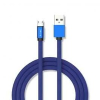 Type c usb cable blue