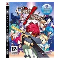 Sony playstation 3 - cross edge - ps3